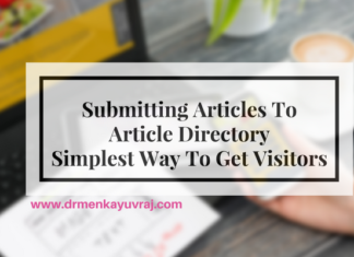 Submitting Articles To Article Directory Simplest Way To Get Visitors