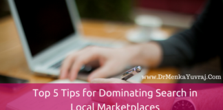 Top 5 Tips for Dominating Search in Local Marketplaces