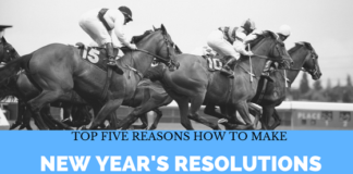 Top five reasons how to make new year's resolutions work