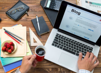 How to Run a Successful Business by Blogging