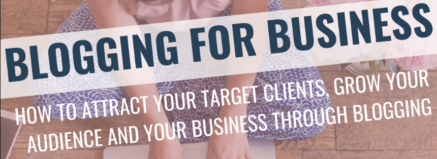 Blogging for Business Workshop