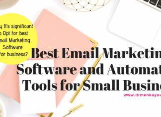 10 Best Email Marketing Software and Automation Tools for Small Business (2018)