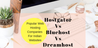 7 Most Popular Web Hosting Companies For Indian Websites