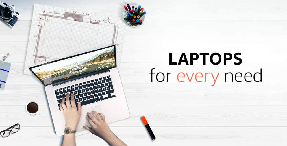 Compare laptops – The 8 best Laptops 2018 -19