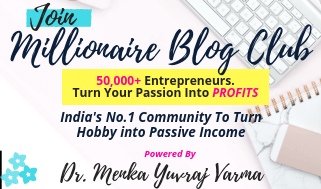 Join Facebook Group Millionaire blog Club