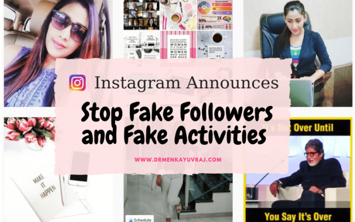 Instagram Fake Followers and Fake Activities