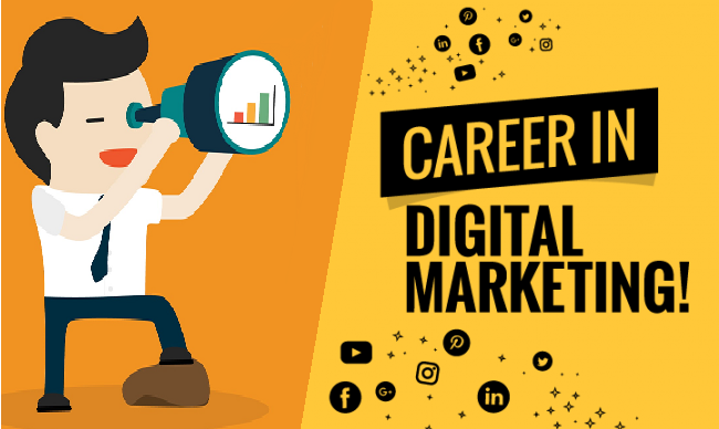 Why Choose Career In Digital Marketing?