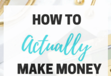 How to Make Money Blogging Online in 2018