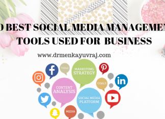 20 Best social Media Marketing tools used to make your business successful