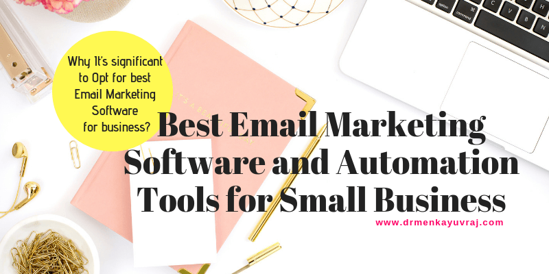 Best Email Marketing Software used for automation in small