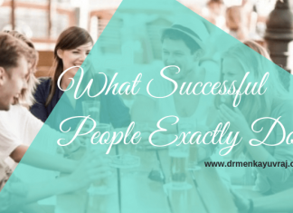 25 Daily Habits of Happy and Successful People